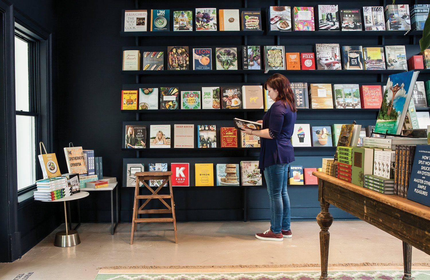 Three New Indie Book Stores You Should Shop At In Atlanta Atlanta Magazine Bookstore Indie Books Indie Bookstore