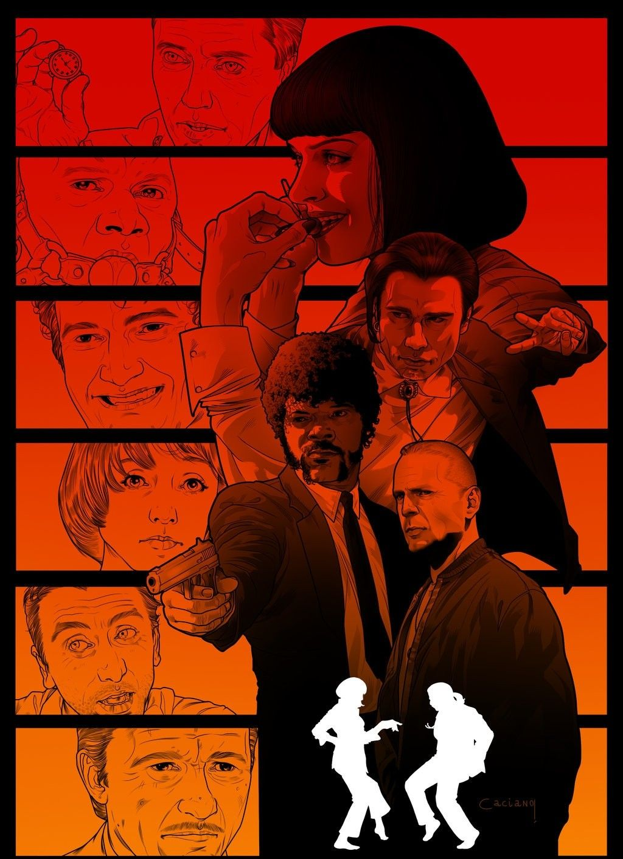 Pulp Fiction Film Pulp Fiction Quentin Tarantino Movies Pulp Fiction