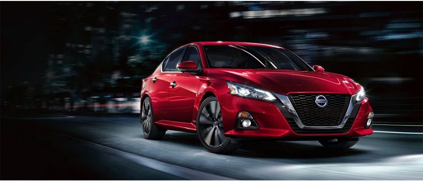Get ready for the bold and modern new 2019 Nissan Altima