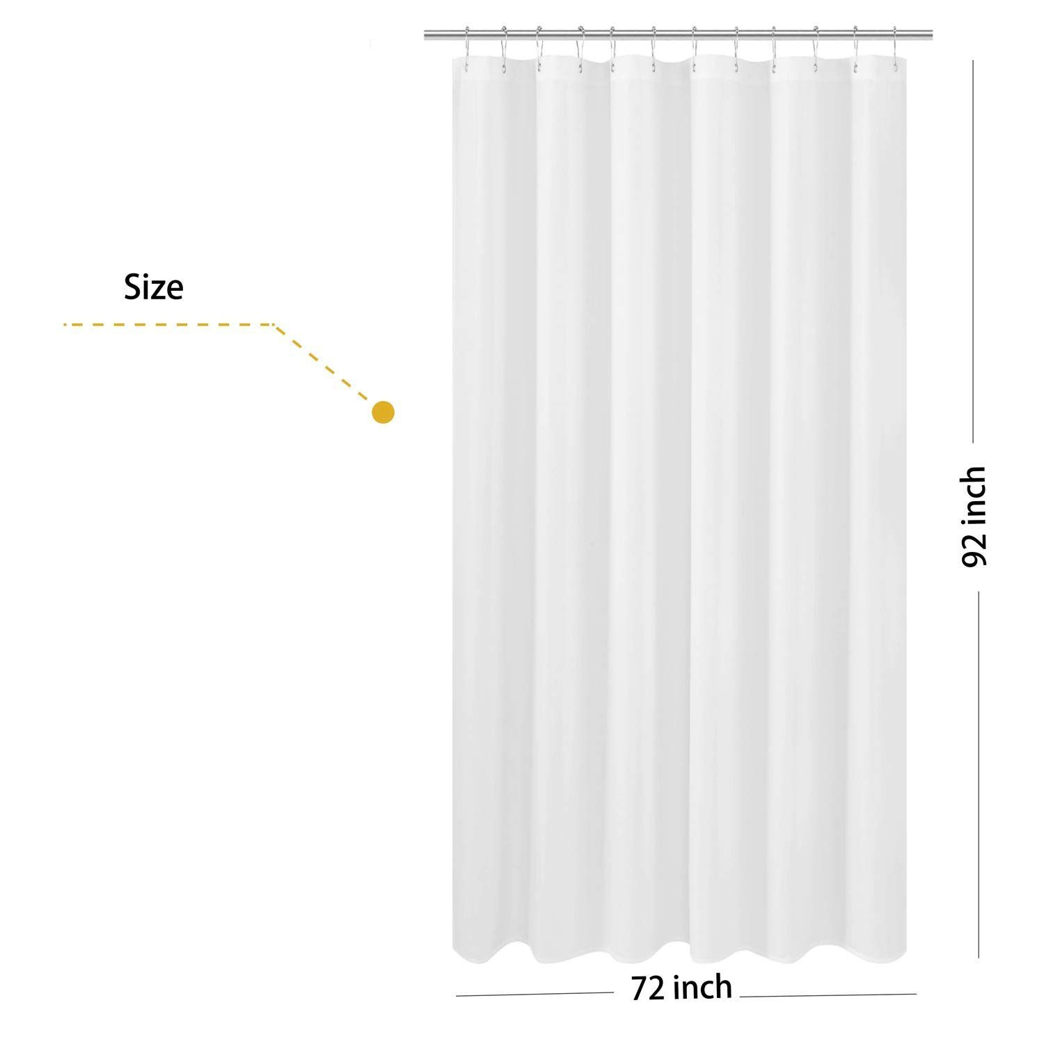 A Comprehensive Overview On Home Decoration In 2020 Shower Curtain Extra Long Shower Curtain Diy Shower Curtain