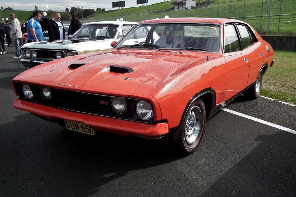 1974 Ford Xb Falcon Gt Australian Muscle Cars Aussie Muscle