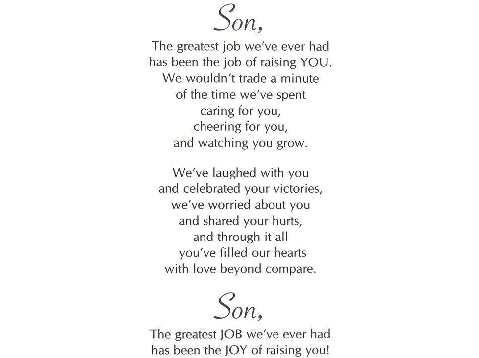 """He Is The """"Son"""