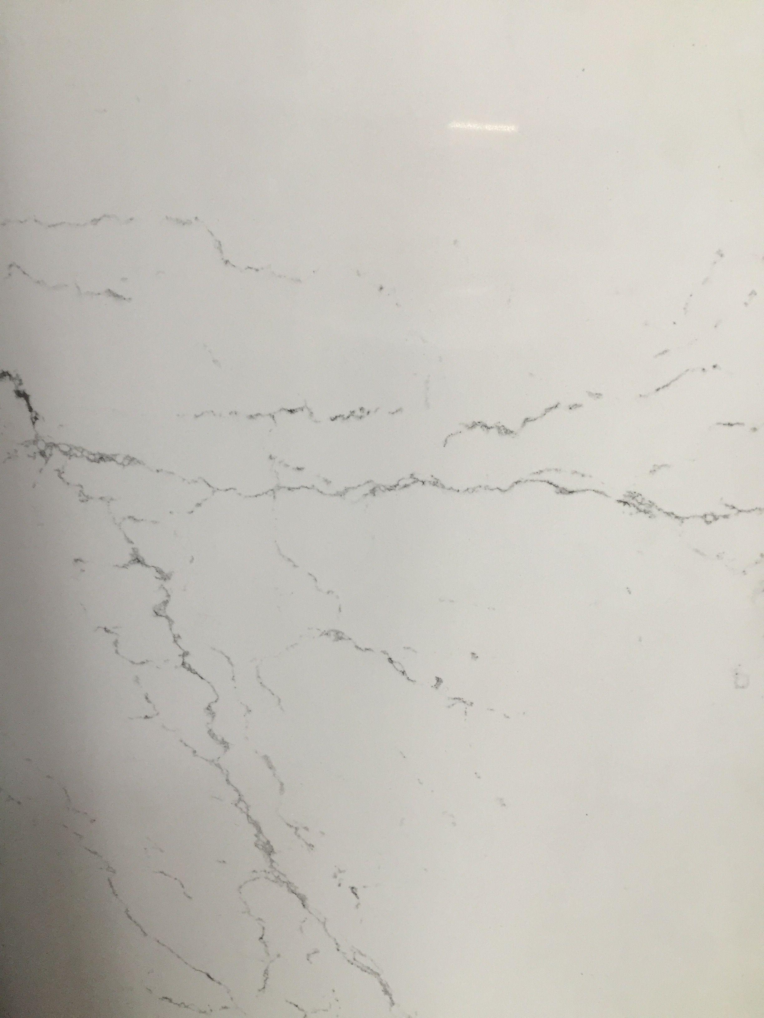 White Carrera Quartz For The Small Countertop We Can Use