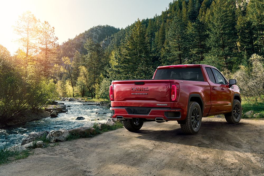 2020 Gmc Sierra 1500 Elevation In 2020 Sierra 1500 Gmc Sierra 1500 Gmc Sierra