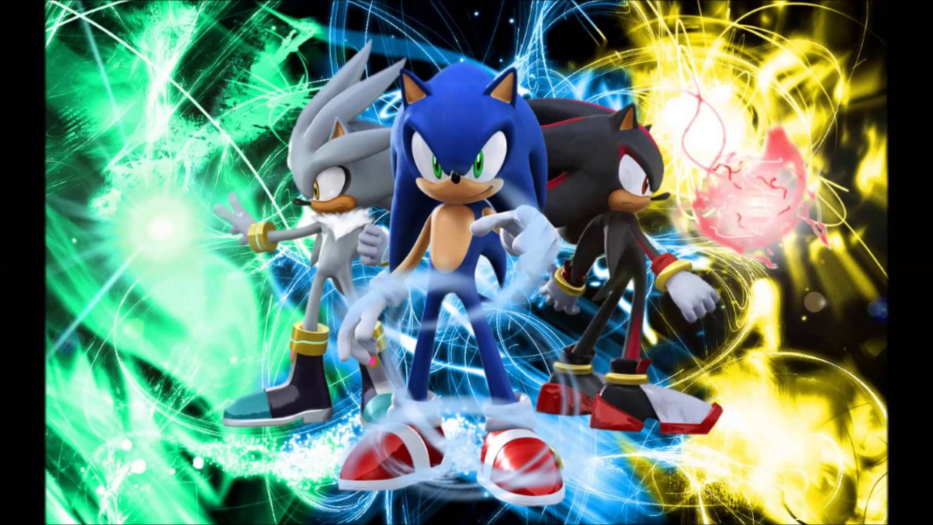 Sonic The Hedgehog 2006 His World Theme Of Sonic Music Hq Sound Sonic And Shadow Sonic The Hedgehog Sonic