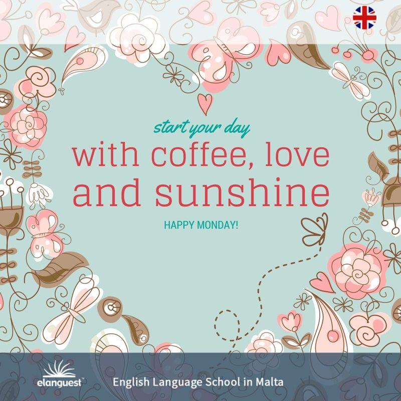 Genießt den wunderbaren #Montagmorgen und startet gut in die letzte Novemberwoche!  #Elanguest #Malta #Sun #November