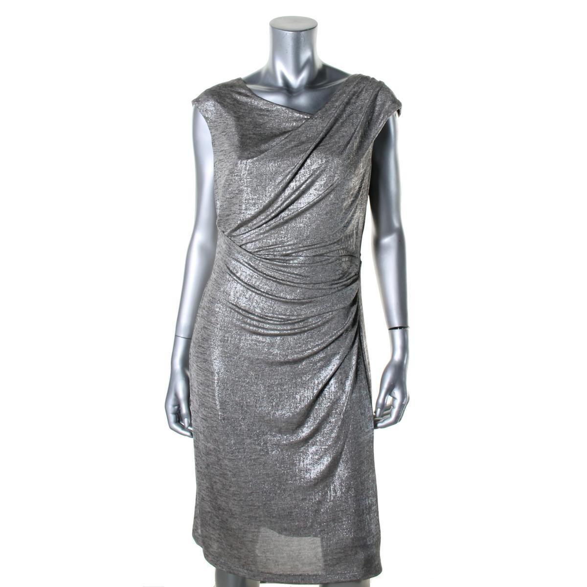 Awesome awesome connected apparel womens silver metallic
