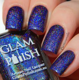 Bettina Nails: Welcome to Storybrooke Collection by Glam Polish