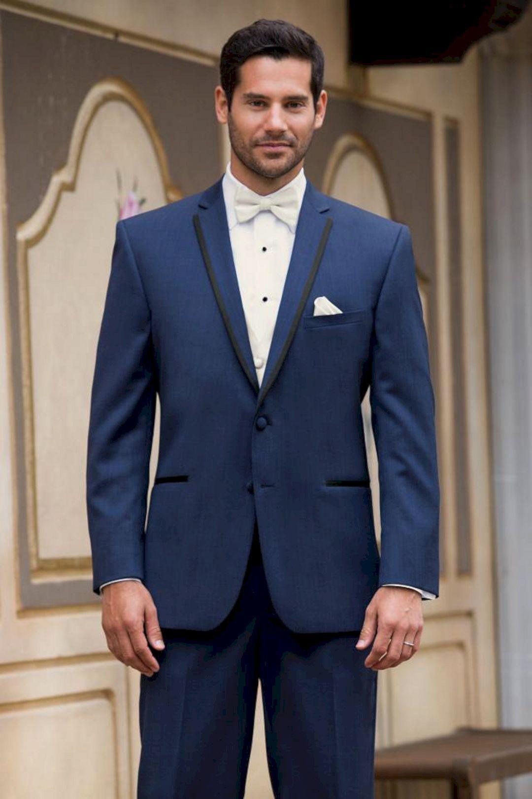 Modern suits or tuxedos for wedding model wedding dress ideas 45 best wedding dress wear a blue tuxedo ideas blue tuxedos junglespirit Images