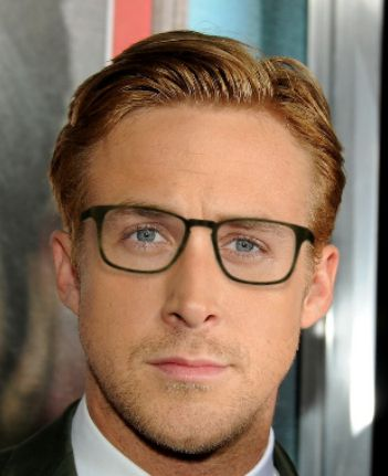 0a30ee1bec Proof That Ryan Gosling Looks Extremely Good In Glasses