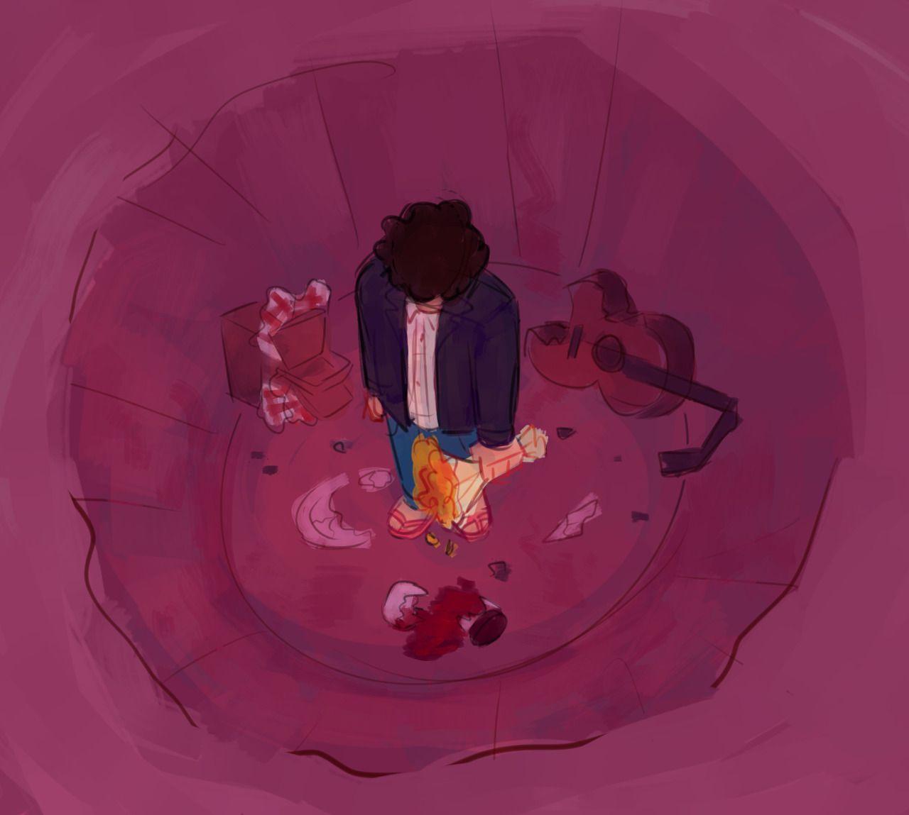 Andy I D Rather Not Be Me In 2020 Steven Universe Fanart Steven Universe Cartoon
