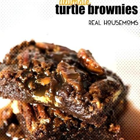 Turtle Brownie Ice Cream Recipes Yummly Brownie Ice Cream Recipes  Yummly, batch pumpkin turtle bro