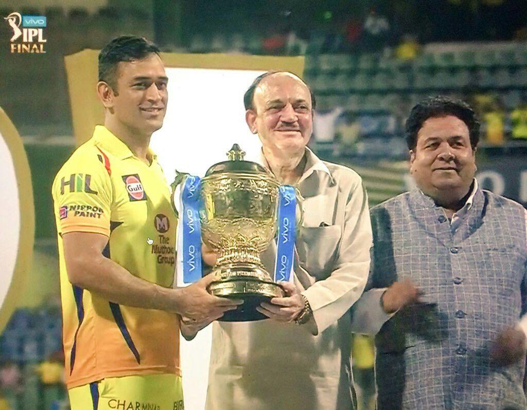 In ipl 2018 champion chennai super kings world cricket ipl