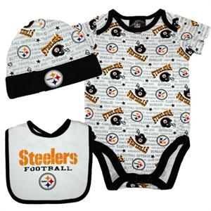 e1f6de07ff7 pittsburgh steelers baby clothing
