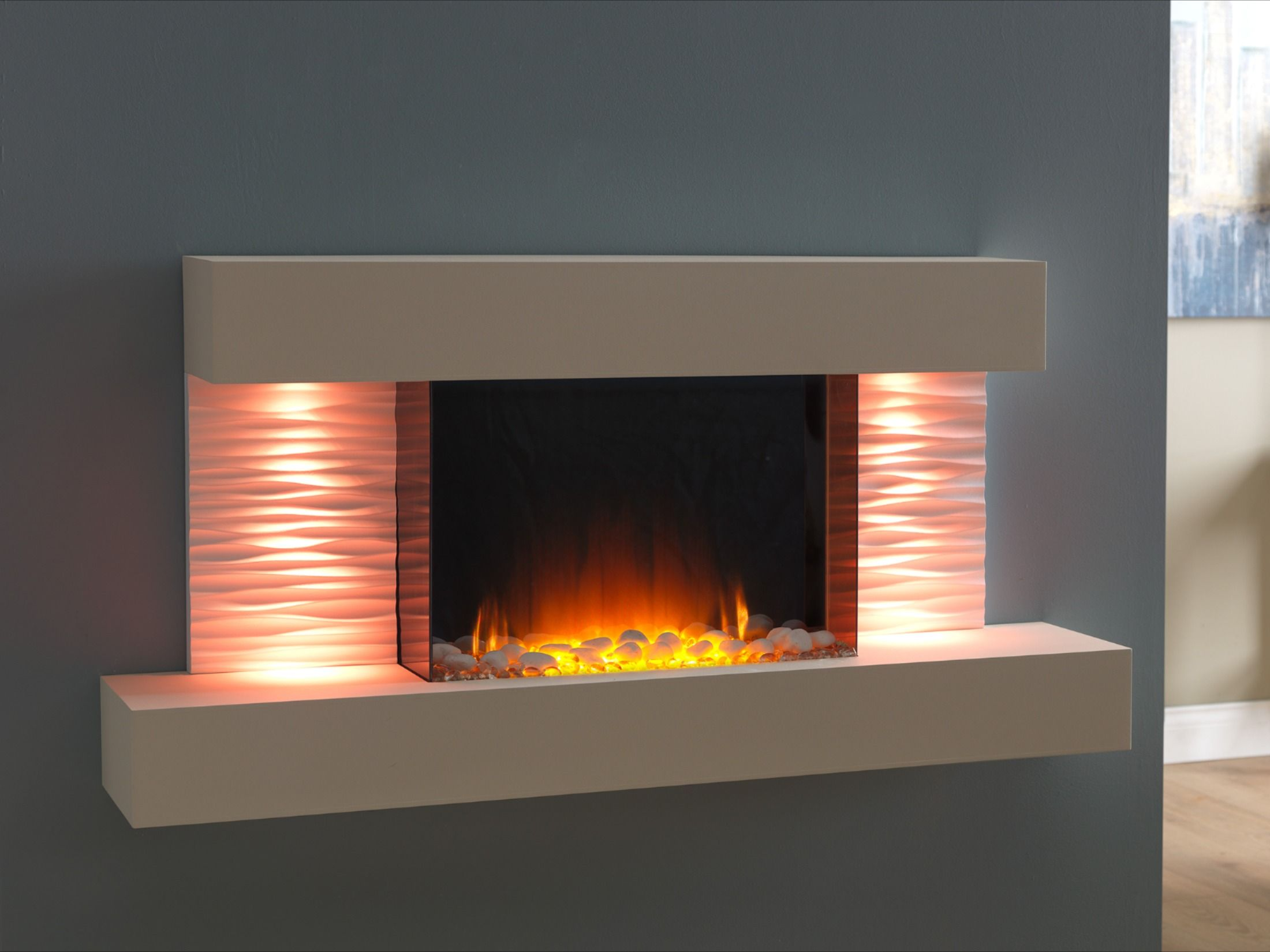 Pin On Wall Mounted Electric Fireplaces