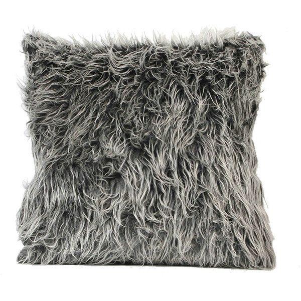 110 My Polyvore Finds Ideas Faux Fur Pillow Faux Fur Handbag Faux Fur Bedding