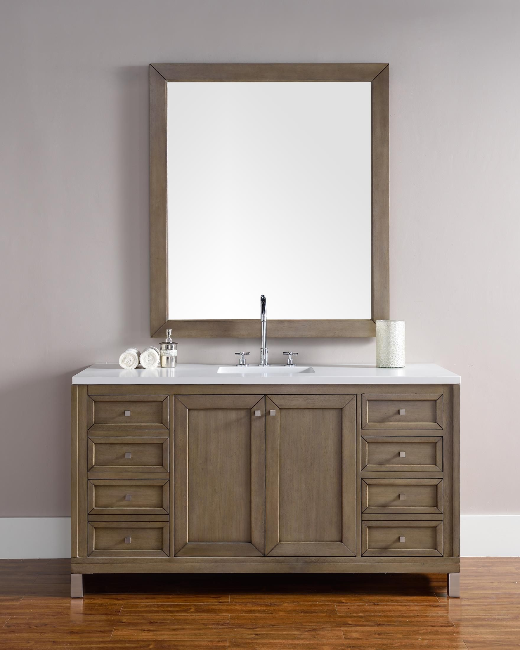 contemporary double faucet and your sink mirror vanity for wall design handle awesome with single inch dahvie mount vessel stool bathroom