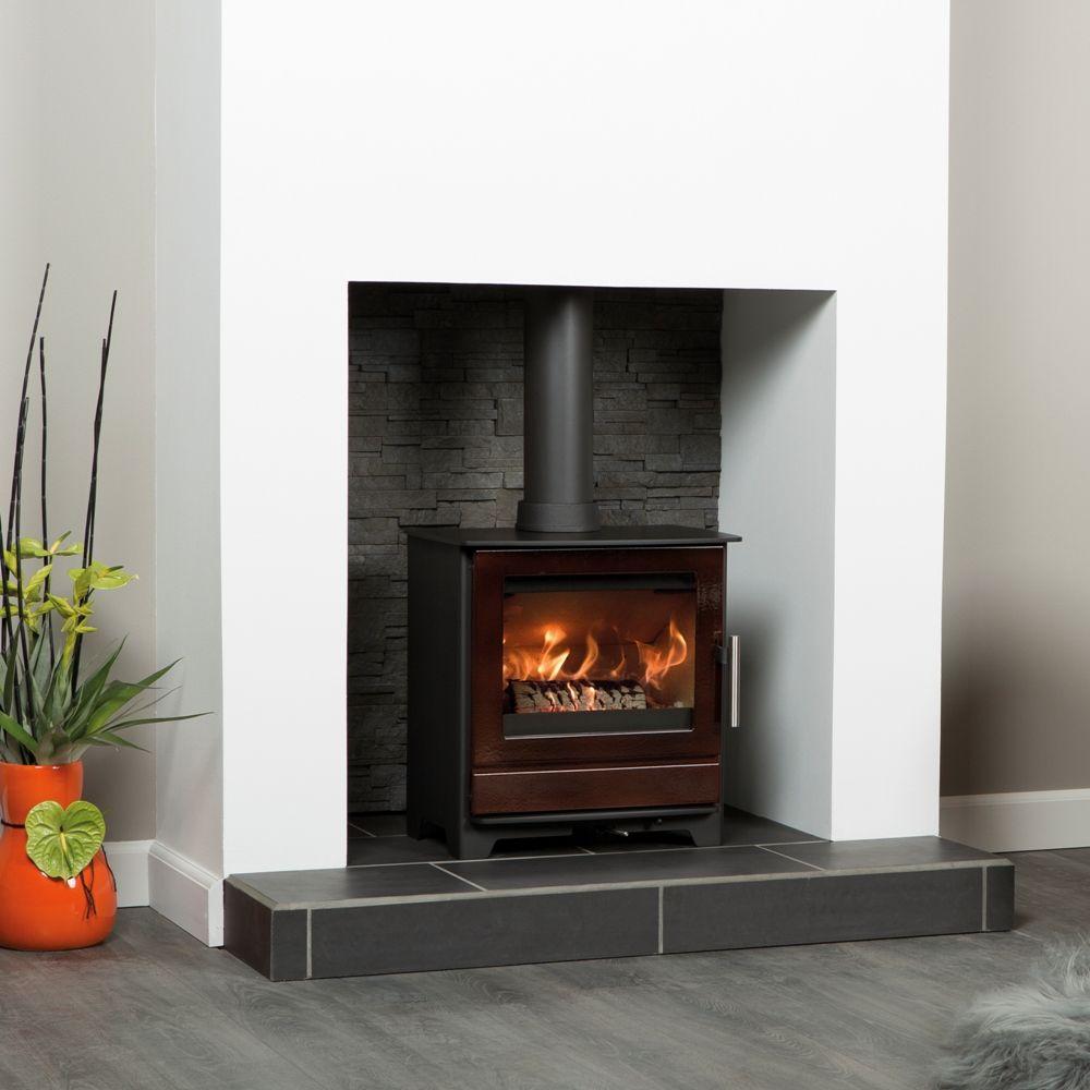 Heta Inspire 55 Fireplaces and Wood burning stoves Pinterest