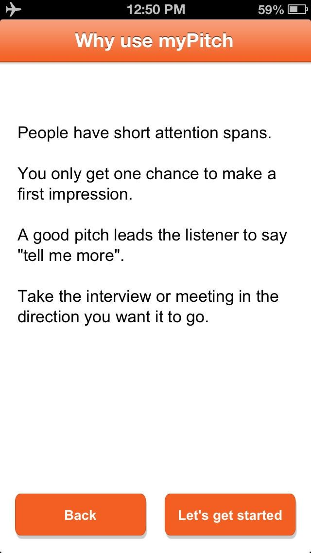 interview and get your dream job with the mypitch appthe mypitch app where it takes approximately - Your Dream Job Tell Me About Your Dream Job