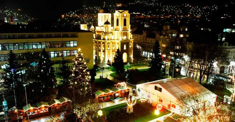Christmas In Sarajevo.Christmas In Sarajevo Something About Christmas Time