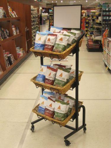 farms grocery wood store dreyer fruit rustic shelving display rack produce large market displays fixtures bins product retail farm