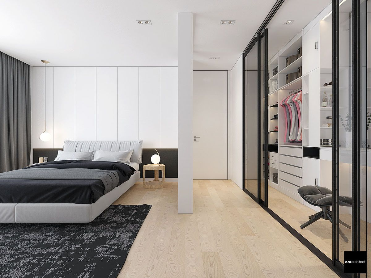 Best Two Modern Minimalist Apartments With Subtle Luxurious 400 x 300