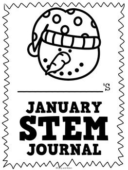 Design a Snowflake Activity January Winter STEM Challenge
