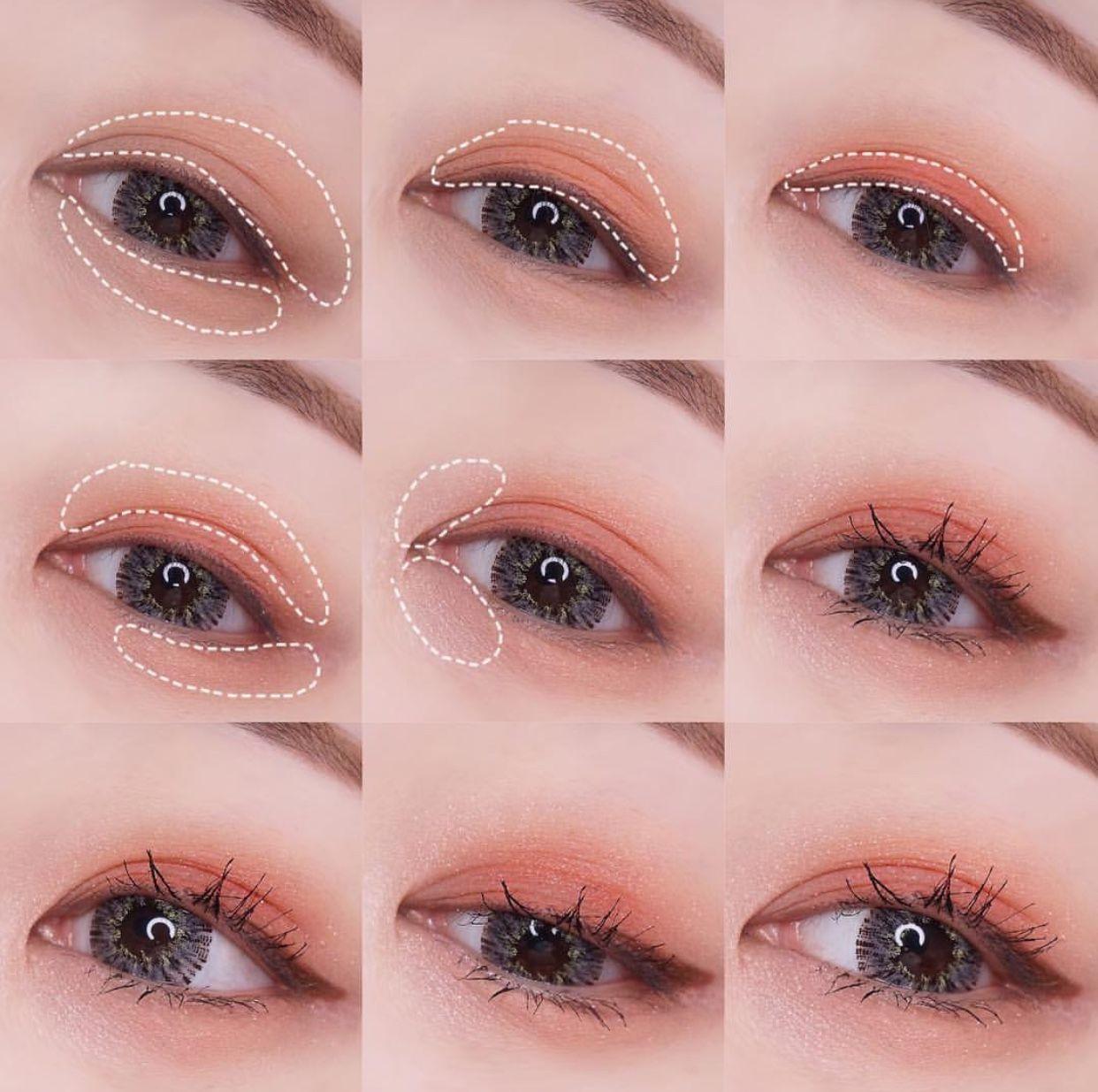Pin oleh narumi di メイク Makeup ulzzang, Make up, Trik makeup