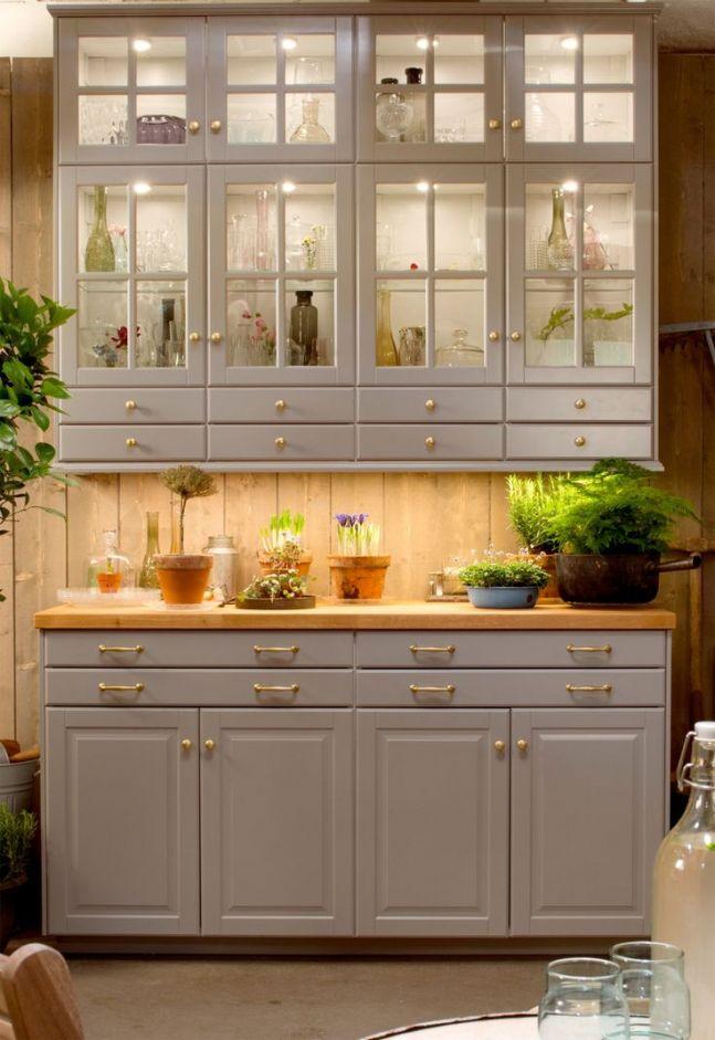 Innenarchitektur Tolles Kuche Grau Ikea Die Besten 25 Ikea