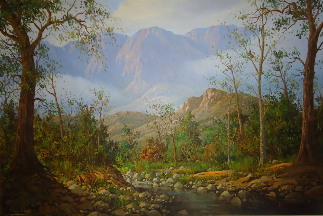 paintings by south african artists - Google Search