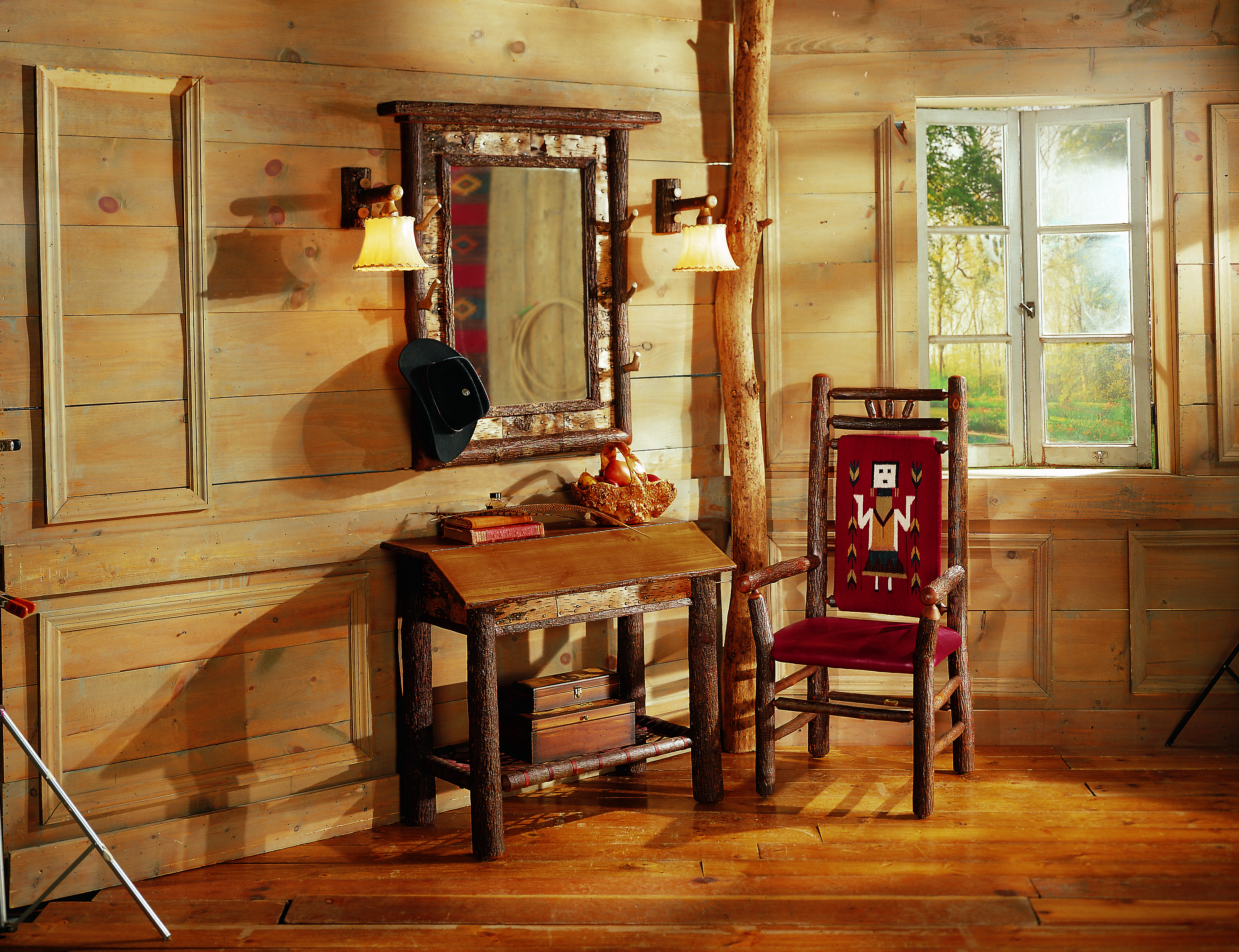Old Hickory Furniture pany Western Home & Design Center