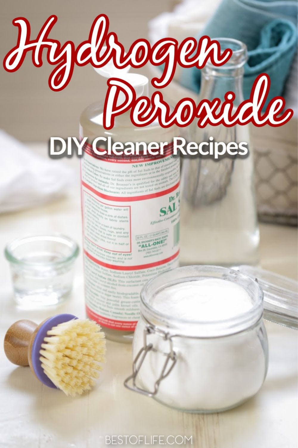 25 hydrogen peroxide cleaner diy recipes the best of