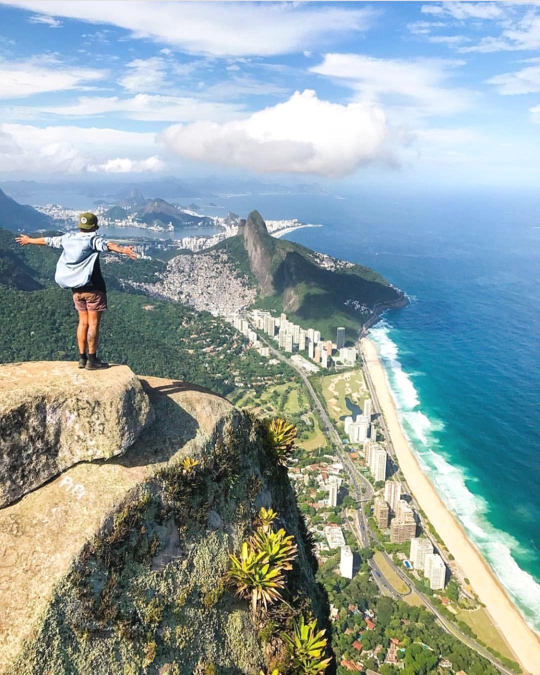 The Most Incredible Hike in Rio de Janeiro- Pedra da Gavea