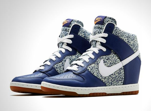 basket nike x liberty london