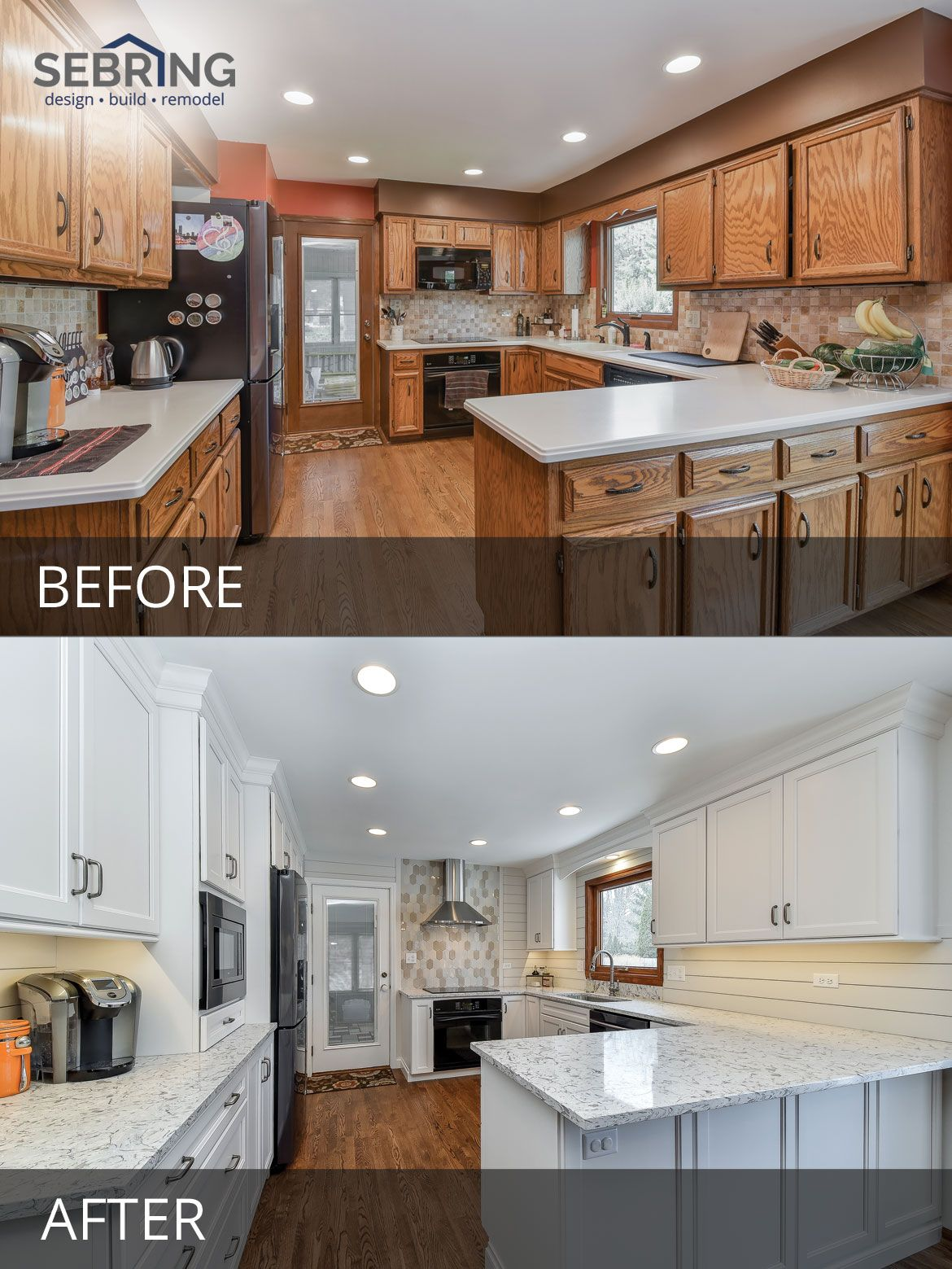 don kathy s kitchen before after pictures in 2019 hardwood rh pinterest com