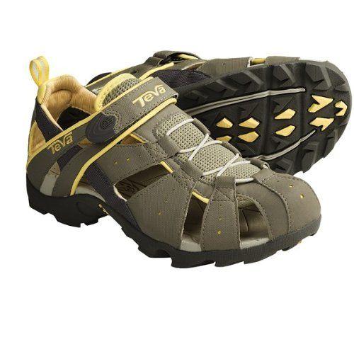 268d7dc5241e Teva Lady Deacon Walking Sandals - 5- Yellow  48.11 free shipping ...