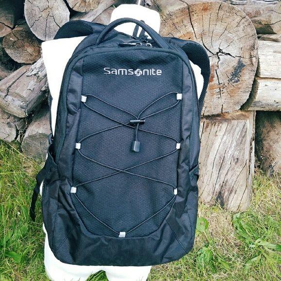 Samsonite backpack Brand new never used black samsonite backpack!!! Without tag. Samsonite Bags Backpacks