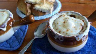 Meilleure soupe à l'oignon française | Soupe à l'oignon