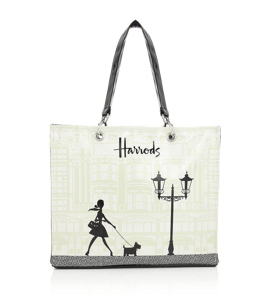 Harrods Knightsbridge Las Shoulder Bag 29 95
