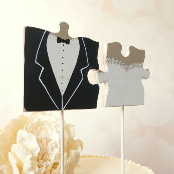 Les 100 meilleurs idées déco mariage à faire soi-même | Couple ...