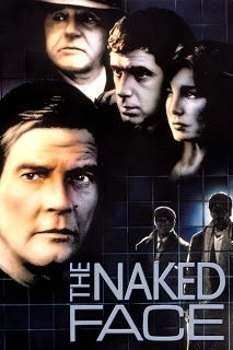 Carteles del cinema: 1984 - A CARA DESCUBIERTA - The Naked Face - Bryan Forbes