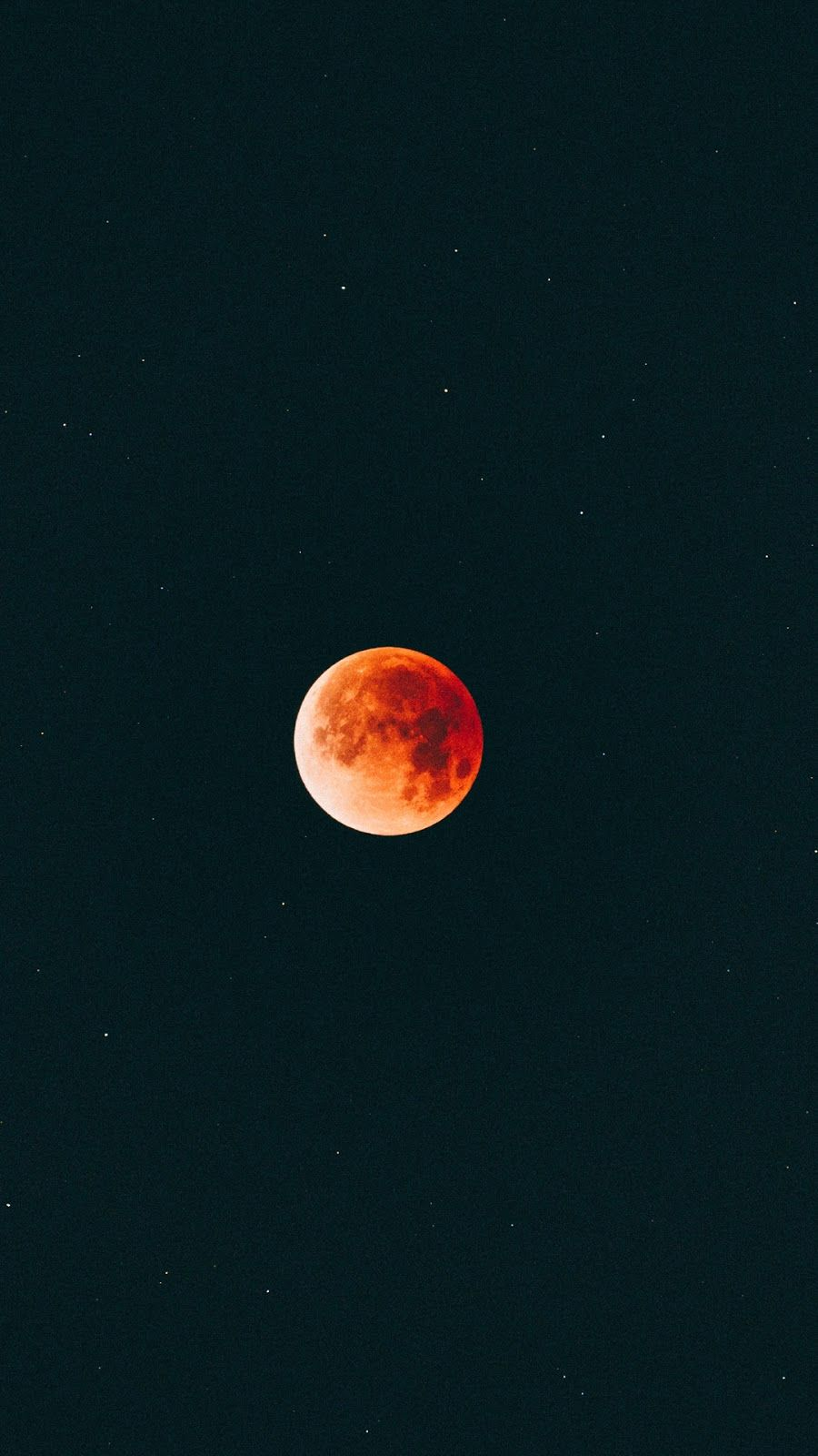 Blood Moon Notti Di Luna Sfondi Per Iphone Sfondi Carini E