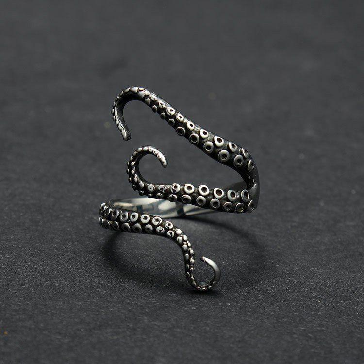 Anillo Octopus
