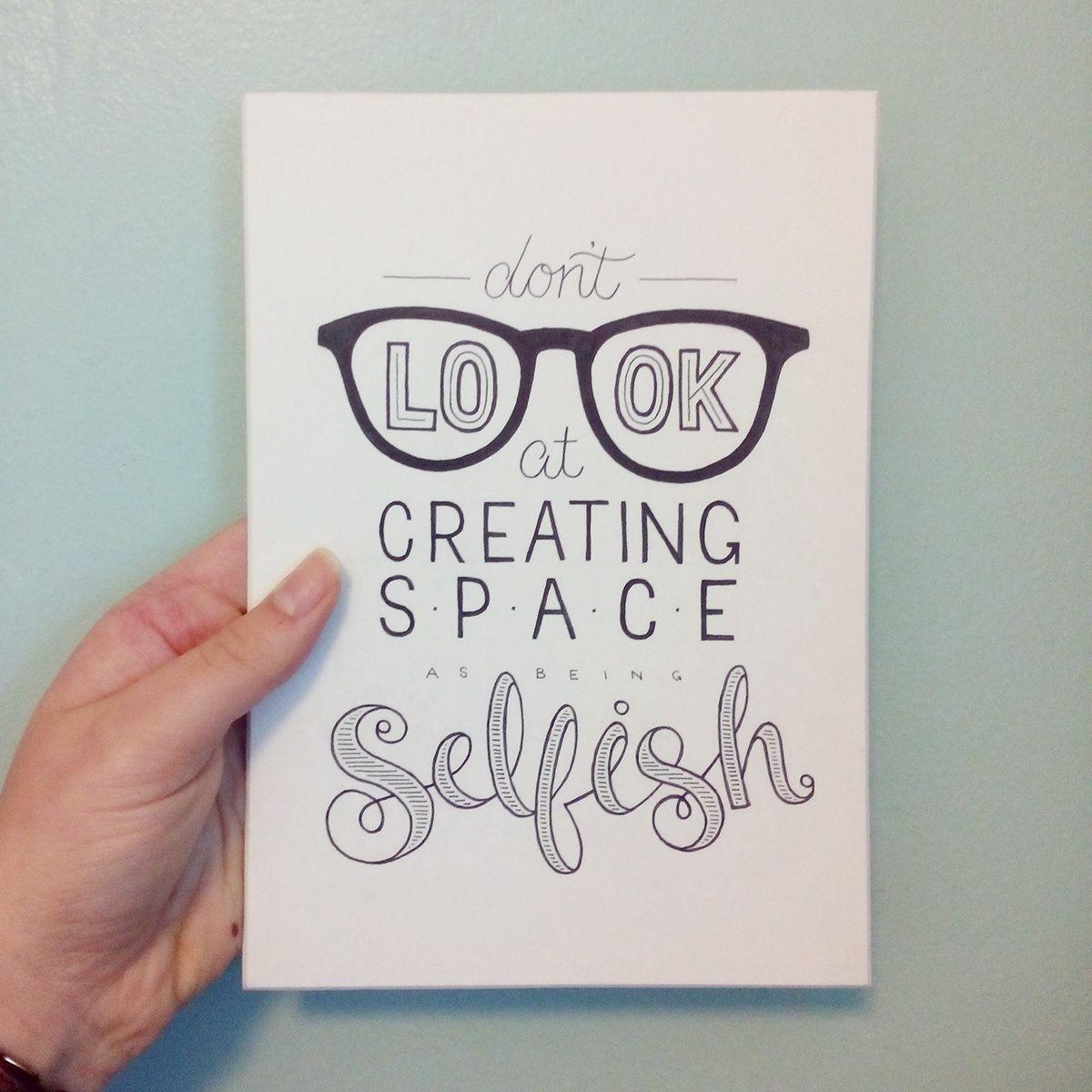 Citaten Creativiteit : Lettering on behance by si n morrison type pinterest