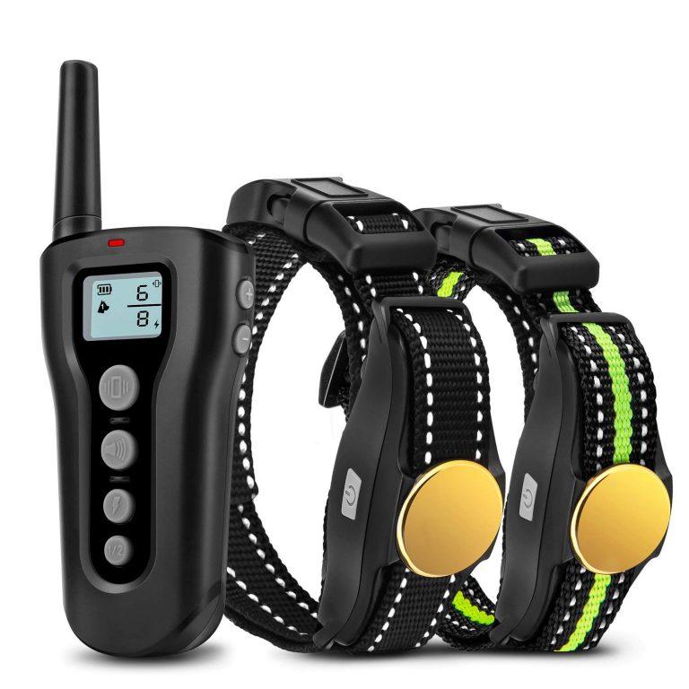 wangstar Best Dog Bark Collar, Dog Training Shock Collar