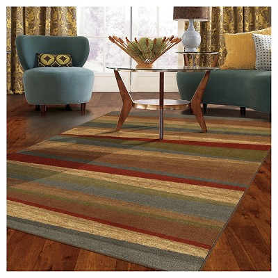 Visit The Home Depot To Mohawk Mayan Sunset Sierra 5 Ft X 8 Area Rug 162597