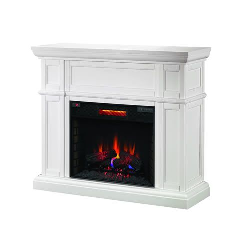 classic flame artesian 28 inch electric fireplace mantel products rh pinterest co uk