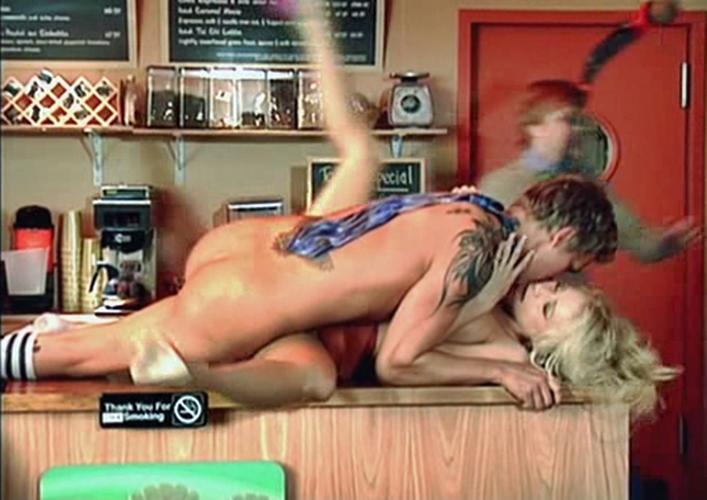 zack and miri naked lady