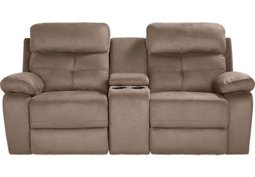 corinne stone power reclining console loveseat our home project rh pinterest com