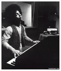 Young Prince on piano